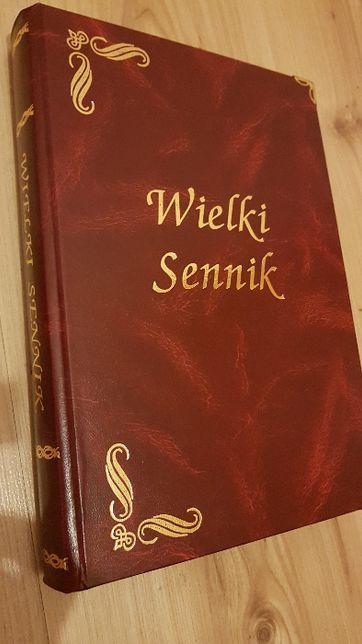 Wielki Sennik - książka w twardej oprawie