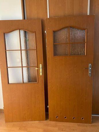 Drzwi wewnetrzne 80L