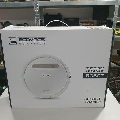 Моющий робот пылесос Deebot Ozmo 610