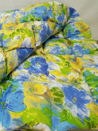 Новое пуховое одеяло 180*220
