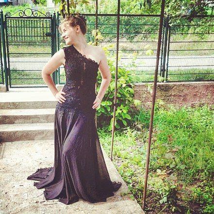 Продам платье выпускное - вечернее