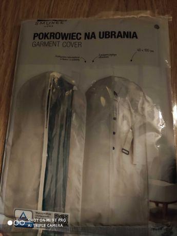 Pokrowiec na ubrania