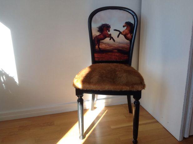 Krzeslo/ krzesła
