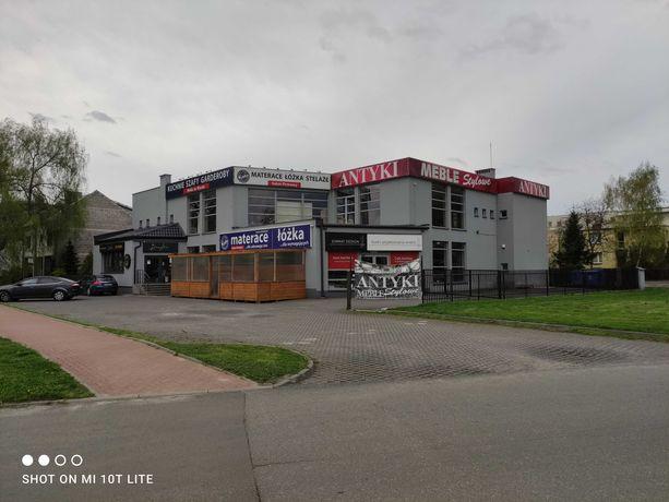Lokal Handlowy do Wynajęcia Parter ok 370m2 i Piętro 400m2