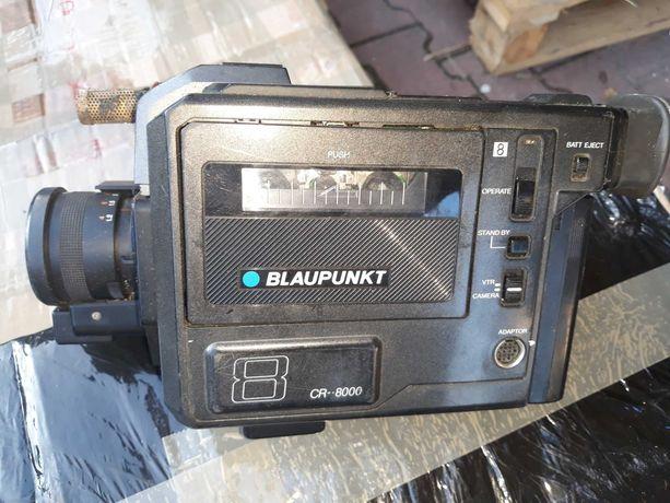 Kamera Blaupunkt vhs C , pewno od stania uszkodzona