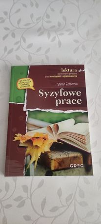 Lektura. Syzyfowe prace - Stefan Żeromski