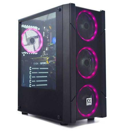 Desktop GAMING Intel i5-9400F / EVGA Geforce RTX 3060 XC GAMING NOBVO