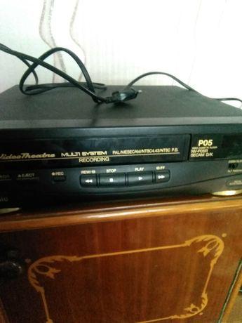 Panasonik  РО5 видиоплеер кассетный