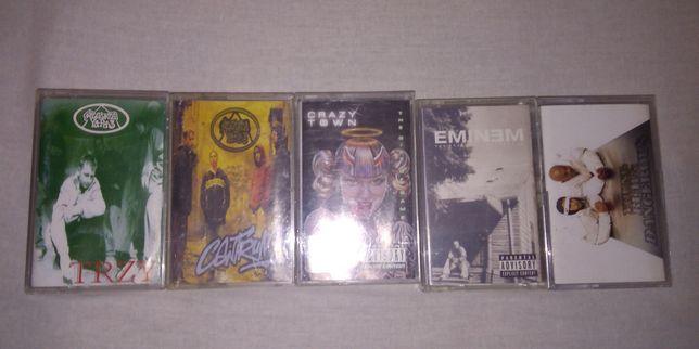 Kasety magnetofonowe hip hop