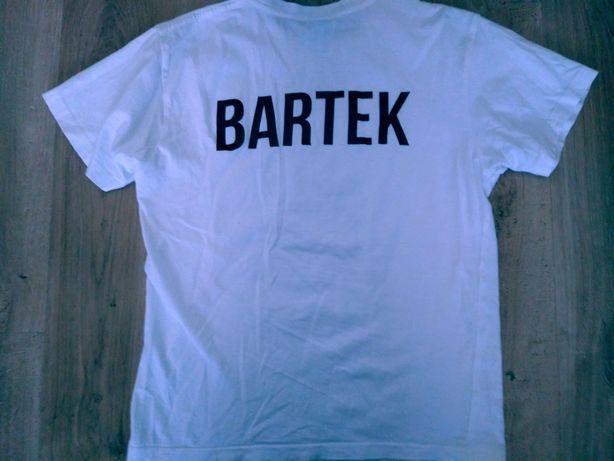 Koszulka z napisem Bartek
