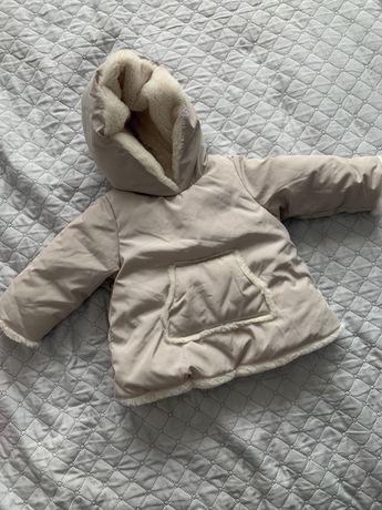 Kurtka Zara rozmiar 74