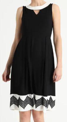 NOWA sukienka 36 Anna Field, mała czarna S, z metką, dżersej, koronka