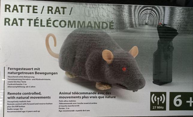 Безпровідна мишка для котика