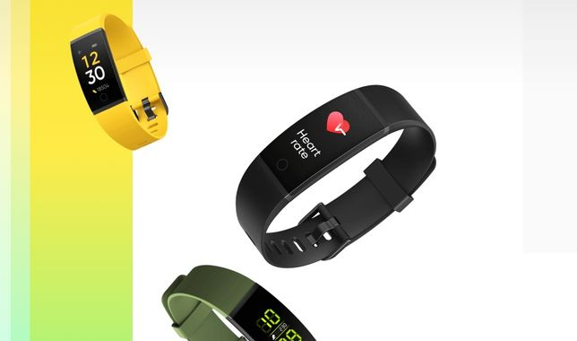 realme band NOWY