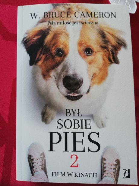 """""""Był sobie pies 2"""" książka"""
