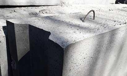 Фундаментные блоки,ФБС 24.3.6, Сваи бордюр,Стеновой блок,тротуар плита