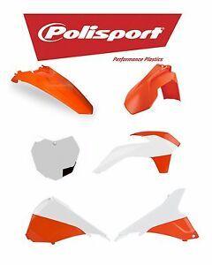 Kit de plásticos Polisport completo KTM EXC/EXC F-14/16