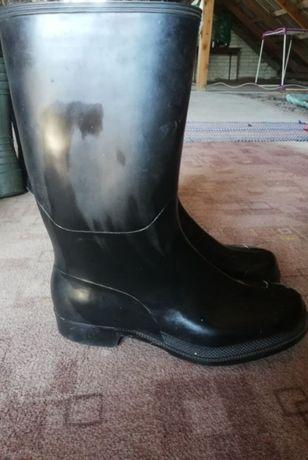Buty gumowe nowe r 43