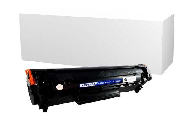 Nowy Toner Zamiennik HP-12A/CA-FX10 Q2612A FV