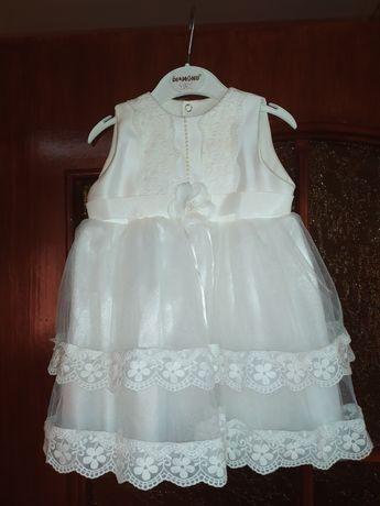 Платье крестины девочка