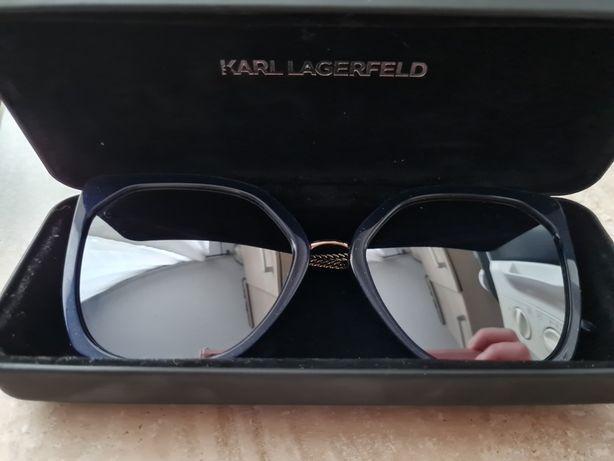 Okulary Karl Lagerfeld