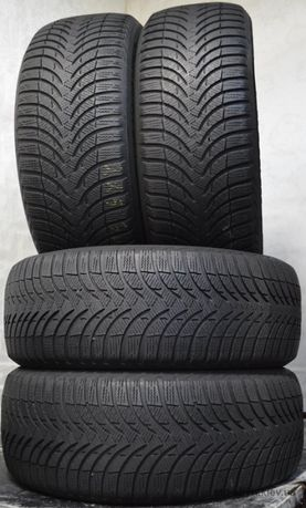225/50 R17 Michelin Alpin A4 Бу Шины R17 ЗИМА 215/225/235-45/50/55/60