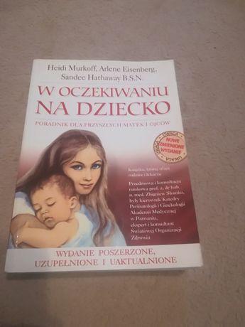 """Książka pt. """"w oczekiwaniu na dziecko"""""""