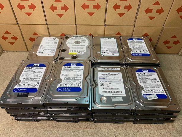 "Винчестер HDD 500 gb | 5400-7200об | 3.5"" | WD , Samsung , Seagate"