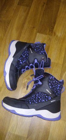 Зимние ботинки Geox 34 р