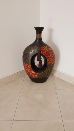 Jarrão decorativo com 50 cms altura