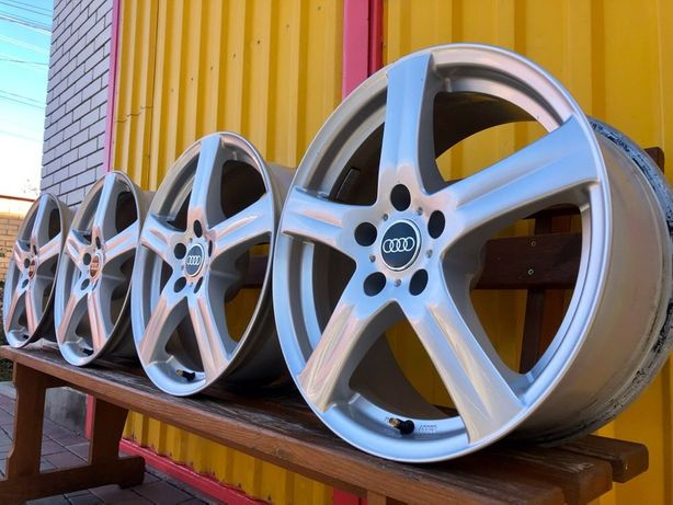 Диски R17 5.112 ET35 тигуан ауди Audi A4 a6 фольцваген
