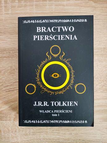 J.R.R. Tolkien Bractwo Pierścienia Wydawnictwo Zysk i S-ka