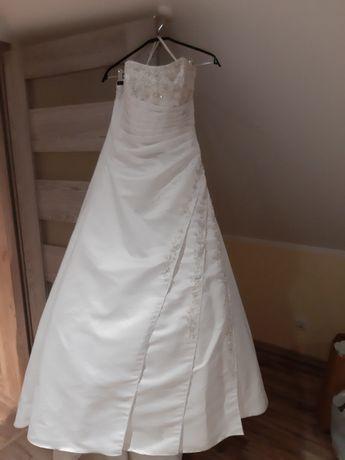suknia ślubna Phil Collins Bridal roz. 10