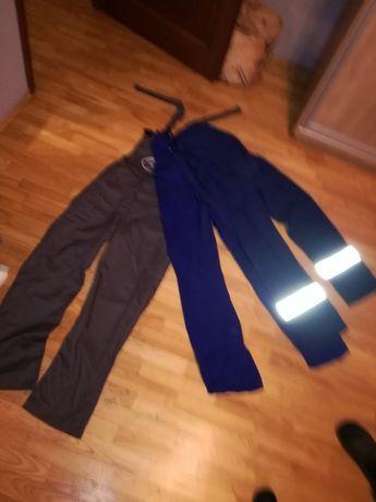 Ubranie robocze bluza +3 pary ogrodniczek nowe rozmiar L