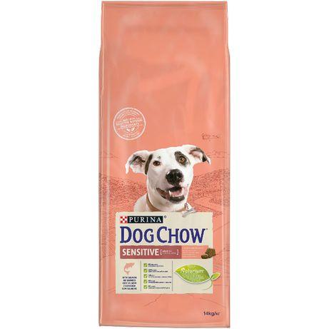 Ração Cão Purina Dog Chow Salmão 14kg