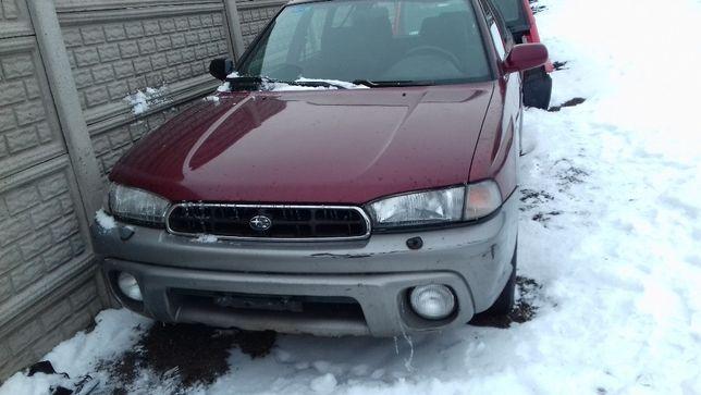 Subaru Legasy Outdack(В-11) и вагон (В-12и10), 96-02г.-Кузовные,обвес.