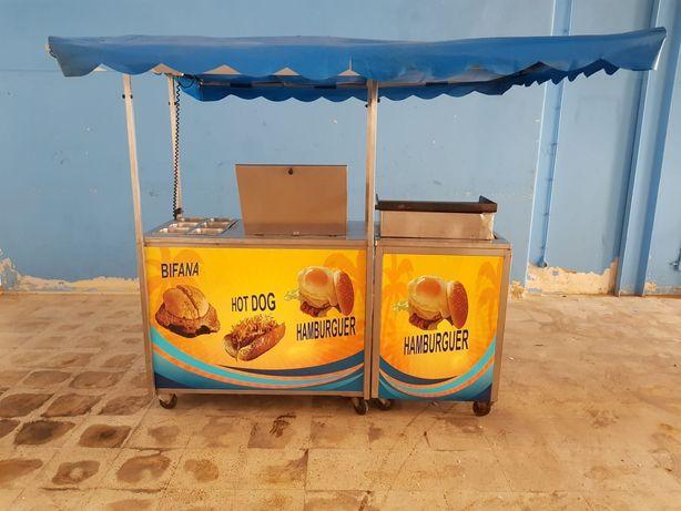Carrinho street food
