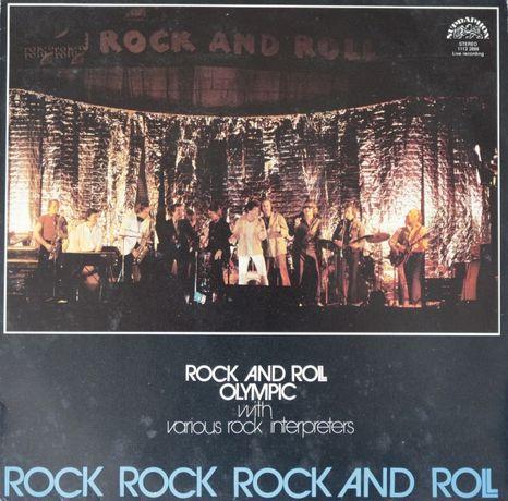 ROCK and roll - płyta winylowa
