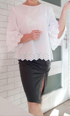 Ażurowa bluzka H&M