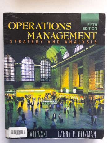 Operations Management strategy and analysis