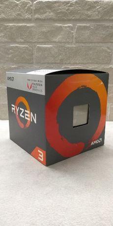 Процессор AMD Ryzen 3 2200G С ГАРАНТИЕЙ!