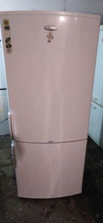 Tanio sprzedam lodówko-zamrażarkę WHIRPOOL KL.AA