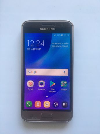 Samsung J120H galaxy j1 2016 (gold)