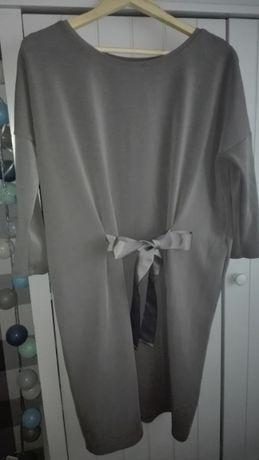 Sukienka mohito XL, (ciążowa)