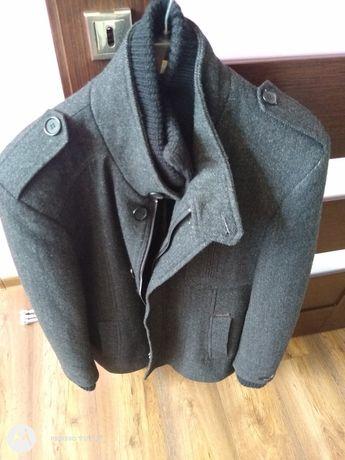 Kurtka płaszcz męski modny casual