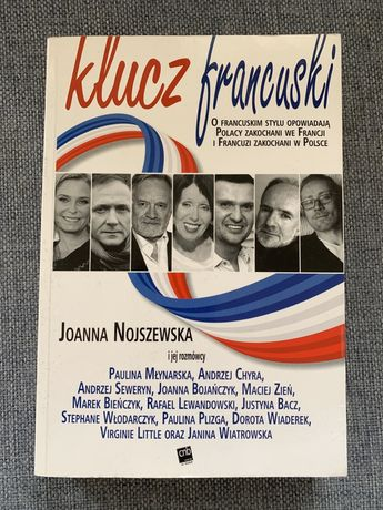 Książka Klucz Francuski