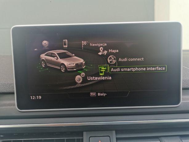 CarPlay Android Auto Audi VW Skoda MIB2 MIB 2 NOWE MAPY A4 A6 A7 Q5 Q7
