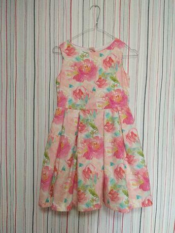 Летнее платье на девочку 146,плаття сарафан,нарядное 10-12 л