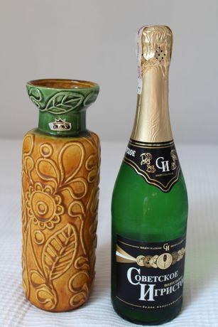 wazon, bay keramik, west germany, wintage, lata 60/70