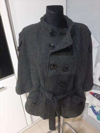 Płaszcz damski jodełka Reserved rozmiar 40